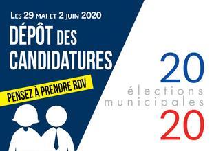 2nd tour des élections municipales 2020