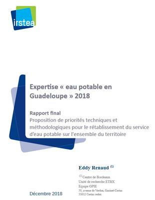 Expertise Guadeloupe 2018 Rapport Final Irstea03