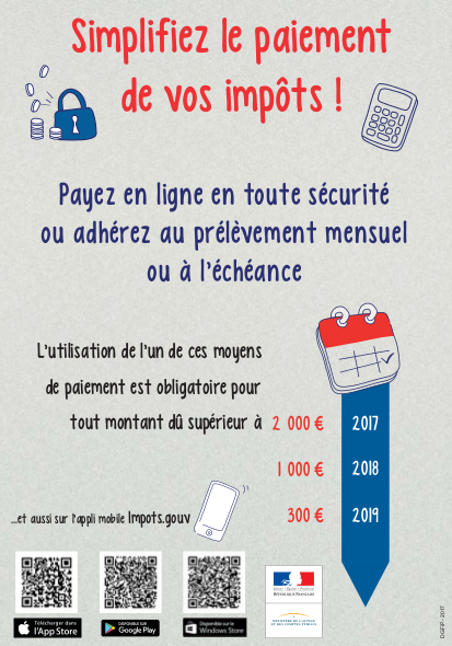 Impots Sur Le Revenu Les Avis D Impot 2017 Disponibles