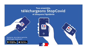 stop covid19 application
